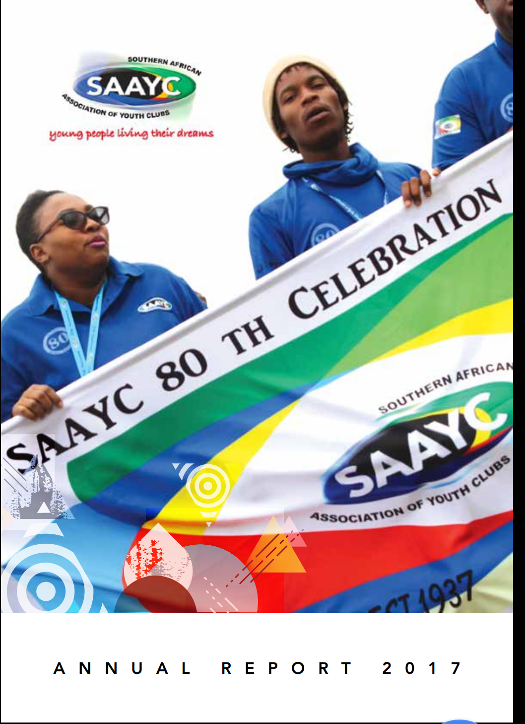 Southern African Association of Youth Clubs Annual Report 2017