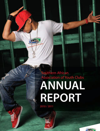 Southern African Association of Youth Clubs Annual Report 2010 / 2011