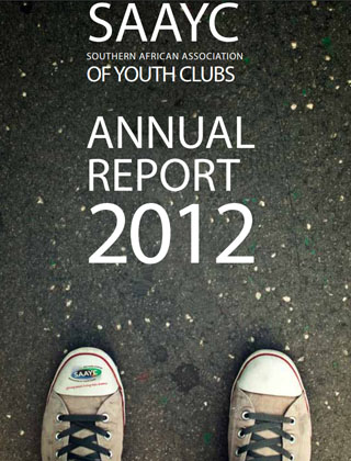 Southern African Association of Youth Clubs Annual Report 2012