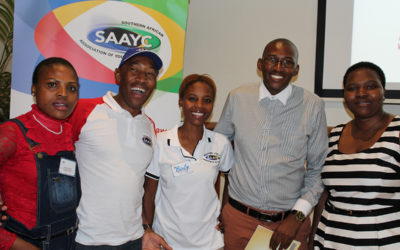 SAAYC YOUTH MONTH ACTIVITIES