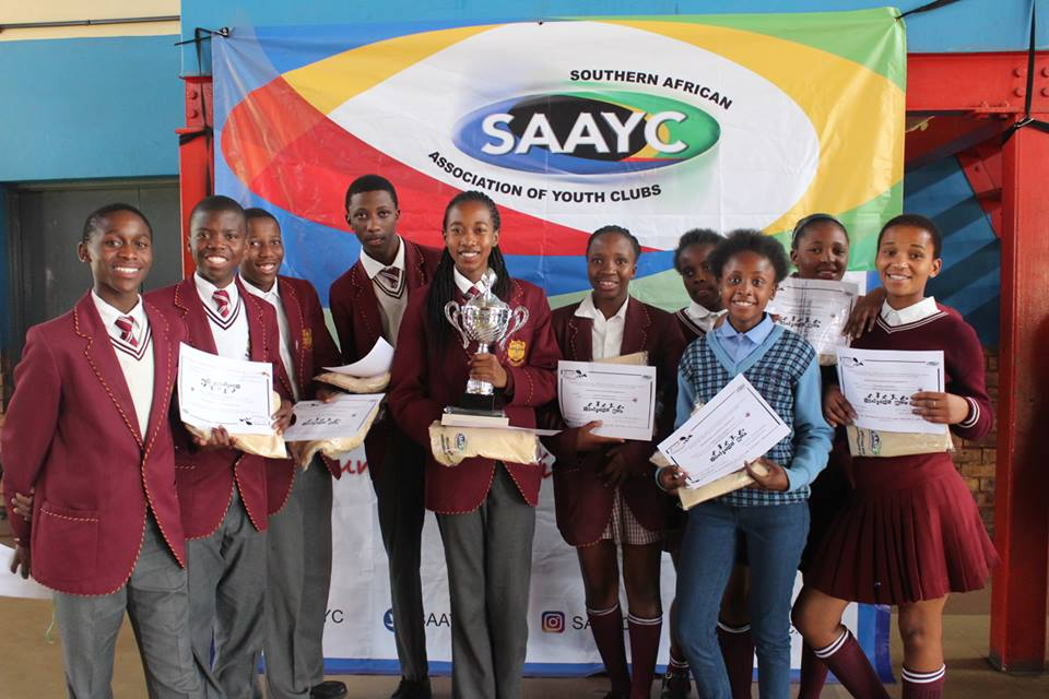SAAYC SPELLING BEE CHAMPIONSHIP 2018