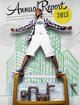 Southern African Association of Youth Clubs Annual Report 2013