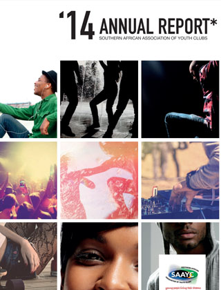 Southern African Association of Youth Clubs Annual Report 2014